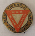 Badge, Red Triangle Day; Prouds; 1917; 1818.1