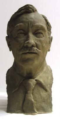Bust, John Sterndale; Babette Forster-Gomme; 1985; 2009.10