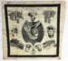 Memorial Handkerchief, Queen Victoria ; 1901; C166