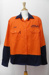 Women's Work Shirt; DNC Workwear; c2014; 2014.30