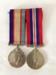 British War Medal 1939-45, J E Walsh; c1946; 2018.70