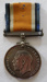 Medal, British War Medal 1914-20, Wilfred Gardiner; 1920; 1035b