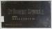 Nameplate, Dr Robert Sproule; Charles Twemlow; c1903; 371
