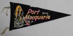 Souvenir Pennant, Port Macquarie NSW; 1960s; 2017.27