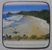 Souvenir Coaster, Town Beach Port Macquarie NSW; c1990s; 2017.53