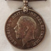 British War Medal 1914-18, William K Leiper; Royal Mint; c1921; 5050a