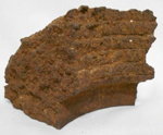 Shell Fragment; 1914; 1115a