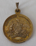 Medal, Coronation of King George V and Queen Mary; Stokes and Sons; 1911; 76.91