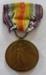 Victory Medal, Wilfred Gardiner; 1922; 1035c