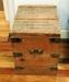 Wooden Trunk; c1893; 2017.10