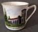 Souvenir Cup, Church of England, Port Macquarie; Victoria Czechoslovakia - Schmidt & Co.; 1919-1938; 2018.67