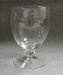 Drinking Glass ; c1950s ; 2012.28