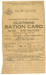 Clothing Ration Card issued to I. Farrawell; 1948; 1231a
