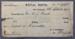 Receipt, Royal Hotel Port Macquarie; 1937; 2018.86