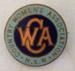 C.W.A. NSW Membership Badge; Angus & Coote; 2018.126