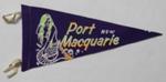 Souvenir Pennant, Port Macquarie NSW; 1960s; 2017.26