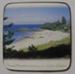 Souvenir Coaster, Town Beach Port Macquarie NSW; c1990s; 2017.52