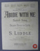 Sheet Music, Abide With Me; Boosey & Co. Ltd; 2016.37