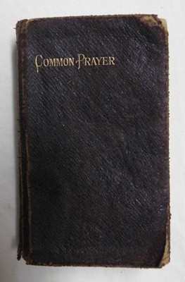 The book of common prayer, and administration of the sacraments and other rites and ceremonies of the church, according to the use of the United Church of England and Ireland; together with the Psalter or Psalms of David, pointed as they are to be sung or said in churches