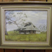 Painting, Welsford Cottage; I Smith; 2002.103