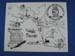 Cartoon- HMAS Melbourne Indian Ocean Deployment '80; unknown; 1980; TAM2012.425