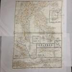 WWII Silk Map Celebes; RAAF; TAM2014.46