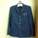 RAAF Dress Uniform including Pants, Jacket, Tie and Medal Bar and buttons attached; Jacket- Berensen Taylors Melbourne; Pants- ADI Victoria; Tie- ADI Victoria; 1991-1992; TAM2014.52