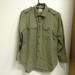 RAAF Green Shirt; Commonwealth Government Clothing Factory; TAM2014.90