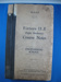 R.A.A.F. Fitters II.E Flight Mechanics Course Notes. Engineering School. Issue 3 1941.; Wilke & Co. Pty. Ltd.,; 1941; TAM2012.358