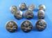 RAAF Buttons; J.R. GAUNT & SONS; c.1939; TAM2012.483