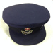 RAAF officers cap; Brisbane Cap Co Pty. Ltd.; 1969; TAM2014.104