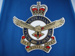 RAAF badge sticker; Meyercord, Marking Films Division; c.2003; TAM2012.267
