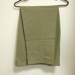 RAAF Green Trousers; Commonwealth Government Clothing Factory; 1965; TAM2014.88