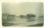 Uhr Street, Hughenden in flood, 1917; Unidentified; 1917; 2012-20