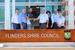 Flinders Shire councillors with Justin O'Neill, 2012; Melissa Driscoll; 14 November 2012; 2012-369
