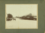 View of Brodie Street, Hughenden in the 1920s; Unidentified; 1920s; 2012-1