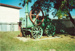 Old steam engine, Hughenden 2001; Murdoch, Colleen; 2001; 2012-63