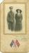 Portrait of  Marcus and Margaret Donlon of Hughenden, Queensland, 1914; Federal Studio, TOWNSVILLE; 1914; 2011-364
