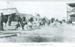 Goat races on Gray Street, Hughenden ca.1913; Unidentified; 2012-28