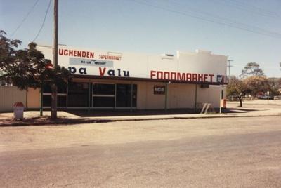 Hughenden Supermarket, Hughenden, 1993; Unidentified; 1993; 2011-171