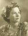 Portrait of Zillah Tunny, Hughenden, 1940s; Shelley Studios, Brisbane; 1940s; 2013-1