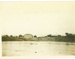 Flinders River in flood, Hughenden, 1930s?; Unidentified; 2011-310
