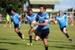 Hughenden Bulls football team during a game, 2012; Melissa Driscoll; 31 March 2012; 2012-360