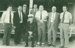 Group photo of QATB Hughenden Committee, 1977; Unidentified; 1977; 2013-52