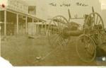 Fire hose reel, Hughenden 1924; Unidentified; 1924; 2012-70