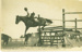 Ted Bailey going over the High Jump on horse, Hughenden 1930s; Don J. Peiniger, Townsville & Charters Towers; 1930s; 2012-252