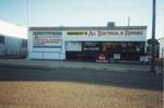 Honnery's All Electrical & Repairs, Hughenden, 2001; Murdoch, Colleen; 2001; 2011-208