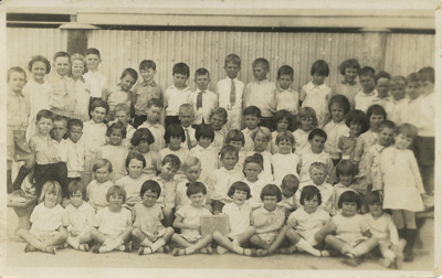 Hughenden State School Prep class photo, 1930; Unidentified; 1930; 2011-428