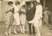 Group of people at Hughenden Races, ca.1920s; Unidentified; 2013; 2013-96