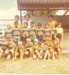 Hughenden Under 9 football team, ca.1976-1979; Unidentified; ca.1976 - 1979; 2012-220